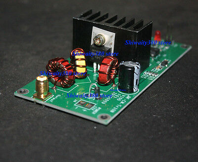 10W Radio CW Transmitter 7.023MHz QRP Station Kits + RF 5M-9Mhz Power Amplifier