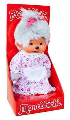 original MONCHHICHI 20cm OMA & OPA Großeltern Mama Papa Großmutter Großvater