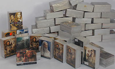 New! Movie Storyboard Trading Cards Full Sets Available - Choose Your Pack(s)