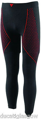 Dainese D-Core Thermo Long Pants Black/Red Under Trousers