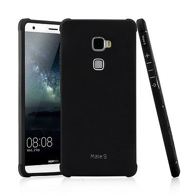 Luxury Blade Bumper pc+silicone Soft Rubber slim Skin Back Case Cover For Huawei