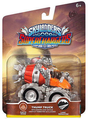 Skylanders SuperChargers Vehicle Thump Truck Veicolo ACTIVISION BLIZZARD