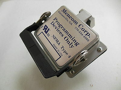 Mencom NEMA Type 4 Programming Device Only