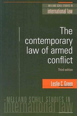 The Contemporary Law of Armed Conflict by L. C. Green (Paperback, 2008)