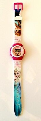 FROZEN Disney Girls Digital Watch