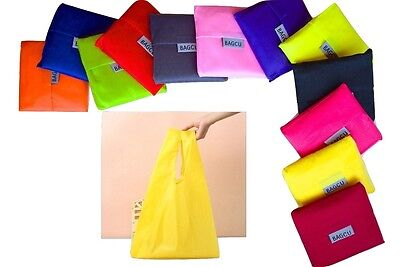 Reusable Waterproof Shopping Bags Lot for Grocery Travel 14 Colors foldable