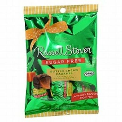 Russell Stover Chocolate Sugar Free Butter Cream Caramel