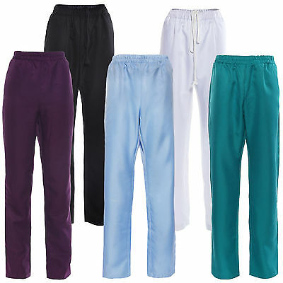 Salon Spa Beauty Beautician Hairdressers Nails Massage Work Uniform Trousers