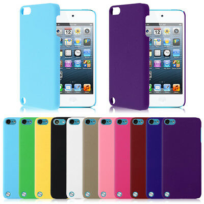 Hard Plastic Back Case Cover Thin Skin For Apple iPod Touch 5 & 6 Generation
