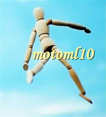 Arthrosis Move Wooden Doll Drawing Model Male Manikin Mannequin Toy Art Sketch M