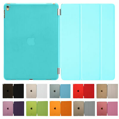 Besdata Magnetic Smart Cover Back Hard Case for Apple iPad 4 3 2/mini/Air/Pro
