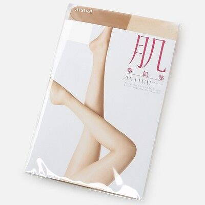"ATSUGI Pantyhose Stockings Tights 肌 ""Suhada-Kan"" like a bare skin made in Japan"