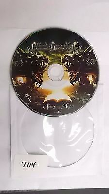 Blind Guardian-A Twist In The Myth **used**  Pic# 7114
