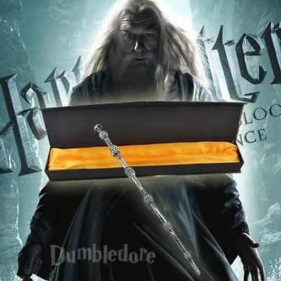 Harry Potter Varita Mágica Magic Wand DUMBLEDORE 35 cm