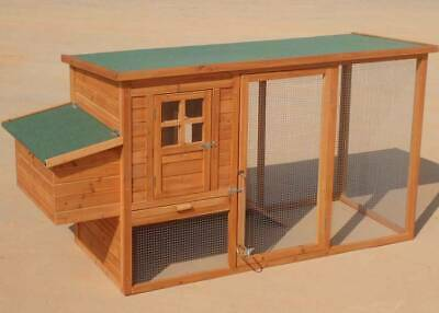 New stock 1.3Large Extension Run for Chicken Coop Hen house Chook Hutch Cage