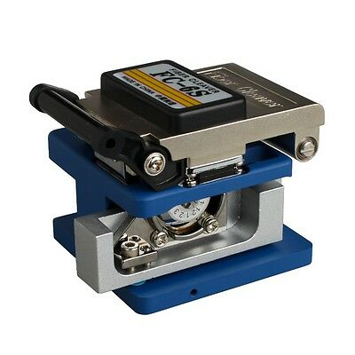 FC-6S Fiber Optic Cleaver Automatic Reset Metal Cutter Provides 36,000 cleaves