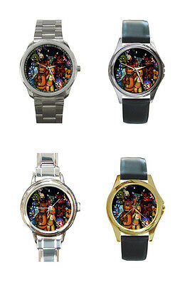 NEW FIVE NIGHTS at Freddy's Fnaf bumper for Metal WATCH Collection FREE Shipping