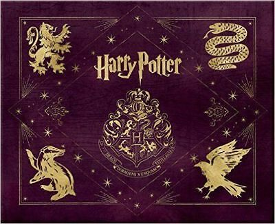 Harry Potter HOGWARTS Deluxe Stationery Set : from Insight Editions