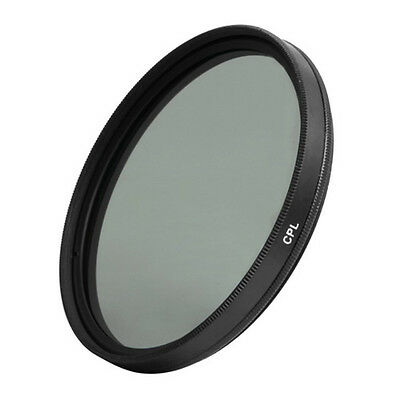 77mm CPL Circular Polarizing Neutral Lens Filter For DSLR Camera Camcorder