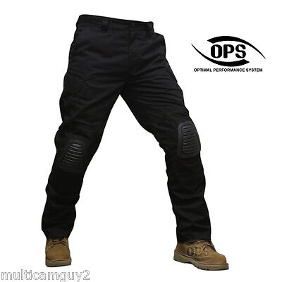Ops/ur-Tactical Advanced Fast Response Pants In Black - Mr