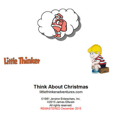Little Thinker - Think About Christmas - New CD