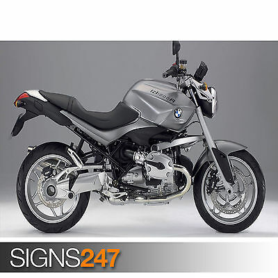 BMW S1000XR Photo Picture Poster Print Art A0 A1 A2 A3 A4 AE838