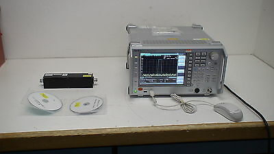 Anritsu MS2691A 50 Hz to 13.5 GHz Signal Analyzer w/op:1/3/8/MX269000A/MX269020A