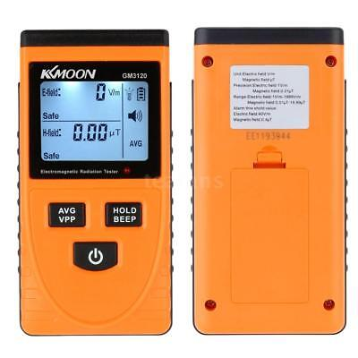GM3120 Digital LCD Electromagnetic Radiation Detector EMF Meter Dosimeter JB64