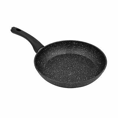Large Stone 28cm Frying Fry Pan Non Stick Hybrid Non Scratch Coating No Oil