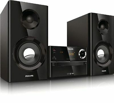Wireless Music Stereo Speaker System Home Theater Mp3 CD USB Iphone Phone Micro