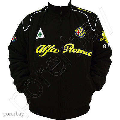 Alfa Romeo Motor Sport Team Racing Jacket #jkar03