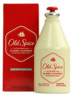 Old Spice Classic After Shave 4.25 oz (Pack of 2)