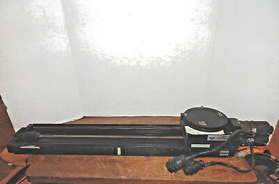Aerotech ATS 224 Linear Stage & ART 306 Rotary Stage System, 24 Inches of Travel