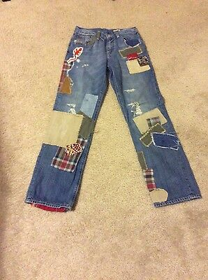 Authentic Kids Polo Jeans Size 12