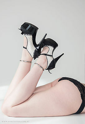 New chastity belt and accessories Eternity anklet