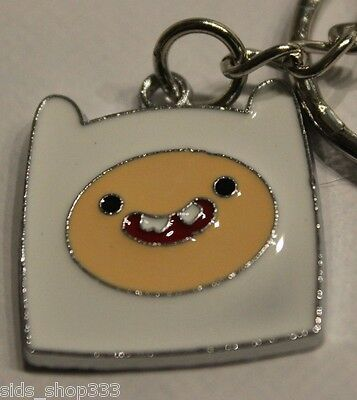 Adventure Time Jake Keychain Metal US Seller Charm pendant key chain collectible