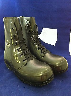 NEW USGI Cold Weather Boots Black Mickey Mouse Bunny w/Valves