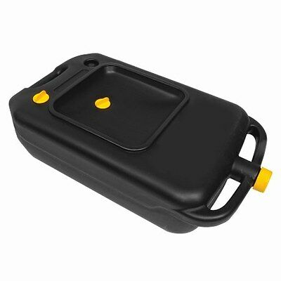 Toledo Portable Oil Drain Pan and Can 10L, 305090