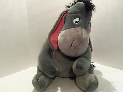 Vintage Eeyeore Disney World Park(Large24Inches)Plush-Very Rare-Winnie The Pooh