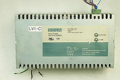 Sola Power Supply Sfl12-24-100Red Power On Tested