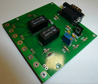 TX-RX unit for LDMOS MOSFET amplifier 100W