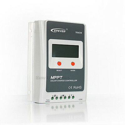 EPEVER Tracer 1210A 2210A 3210A 4210A  Solar Charge Controller OR MT50 OR WIFI