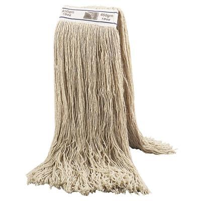 16 oz Kentucky Industrial Mop Head 100% Cotton Twine Heavy Duty CHSA Approved