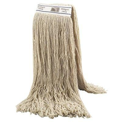 16 oz Kentucky Industrial Mop Head Cotton Twine floor Cleaning mophead hygiene