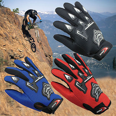 Adult Motocross Off-Road Racing ATV Dirt Pit Trail Bike Rowing Mesh Gloves