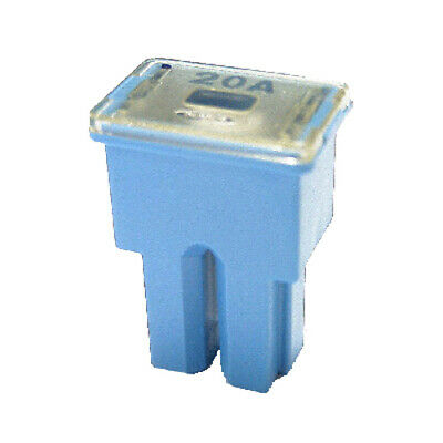 Block Sicherung Typ J//JLP 20A Japan PAL Blocksicherung 32V hellblau