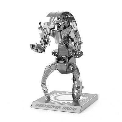 Metal Earth: STAR WARS Destroyer Droid 502650 MMS255 Puzzle