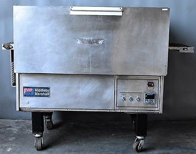 "Used Middleby Marshall 24"" Pizza Oven ,Excellent Condition, Free Shipping!"