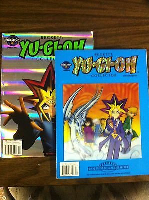 2 Beckett Collector's Edition Yu-Gi-Oh! Books