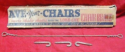 Antique Hardware   Wire Brace   LOOK